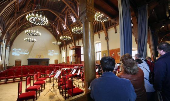 Ridderzaal toegankelijk voor publiek