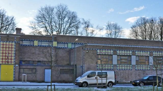 Bedreigde school in Ketelstraat Den Haag