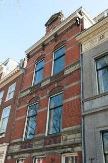 Nieuwegracht 30, de woning van Petronella Moens