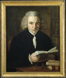 Portret van Jan Hendrik van Swinden
