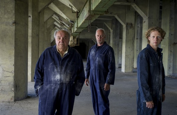 Wij van de fabriek - PS|theater Foto: Ben van Duin