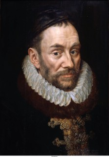 Willem van Oranje, door Adriaen Thomaszoon Key