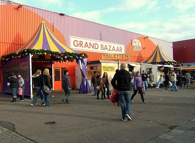 De Bazaar (Beverwijk) | if then is now