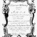 Titelpagina van de eerste editie van de Goldbergvariaties