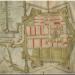 Afbeelding van kaart van Willemstad (NB) uit 1586