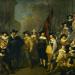 Cornelis de Graeff en zijn schutters werkzaam in district 5 van Amsterdam