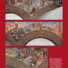 Pagina uit 'De genade van de steiger' met schilderingen van Piet Gerritsuit de Gerardus Majellakerk Tilburg. Beeldbank RCE-Sjaan van der Jagt/Pixelpolder (2011).