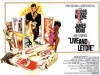 Poster van de film Live and Let Die