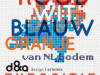 Flyer tentoonstelling 'Van Hollandse Bodem'.