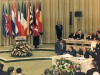 Ondertekening van het Verdrag van Maastricht, ter oprichting van de Europese Unie, 7 februari 1992