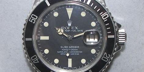 Rolex 6610 Submariner
