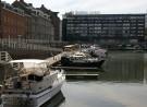 Foto van het Bassin, Maastricht