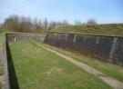 Foto van een onderdeel van de Linie van Du Moulin