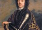 Foto van schilderij van Menno, Baron van Coehoorn. Kopie naar Caspar Netscher.