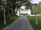 Foto van het exterieur van Landgoed Warnsborn