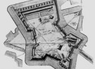 Plattegrond van Fort Erfprins