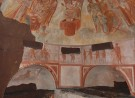 Foto van een catacombe in de Romeinse Katakomben te Valkenburg