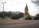 Plein 1813 met monument ter herinnering aan de Slag bij Waterloo, de onafhankelijkheid en de stichting van het Koninkrijk der Nederlanden in 1813