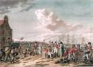 Aftocht van de Engelsen en de Russen vanuit Den Helder