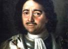 Tsaar Peter I