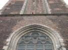 Utrecht, Buurkerk, voorgevel, Gotiek, Maria Minor