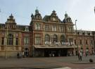Voorgevel station Hollands Spoor
