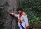 Lodewijk Napoleon bij 'zijn' beuk
