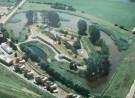 luchtfoto Fort bij Vijfhuizen