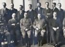 Adjudant Van Linden Tol en Stellingcommandant Ophorst in 1916