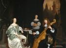 The Sinfonia door Michiel van Musscher 1671