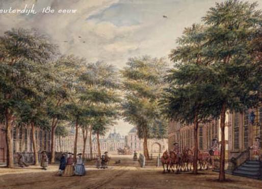 De Kneuterdijk in Den Haag